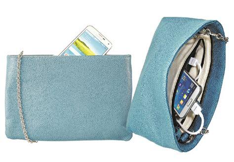 phone charging purses  wallets stylish ways  charge  battery wsj