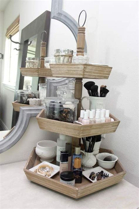 bathroom makeup storage ideas best 25 bathroom vanity organization ideas on
