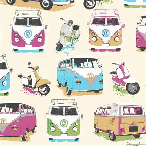 vw bedroom accessories transport and vehicles themed wallpaper borders bedroom