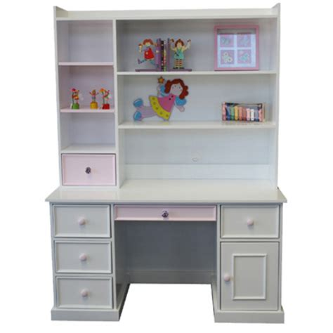 Kid Desk With Hutch Buy Princess Desk Hutch In Australia Find Best Furniture Products Just