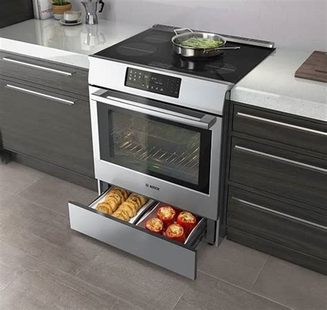 Cooktop Stove Slide In Ranges Bosch