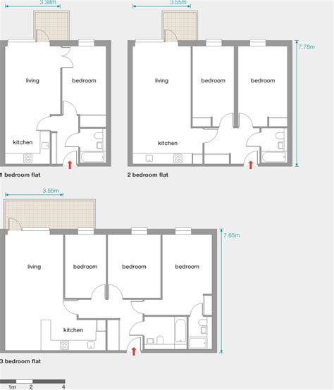 Modern Floor Plan adelaide wharf modern architecture london