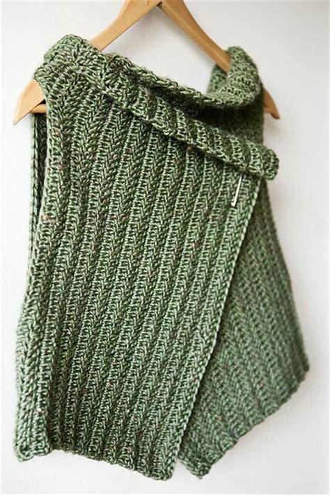chalecos redondos y rectangulares a crochet mejor las 25 mejores ideas sobre chalecos de croch 233 en pinterest