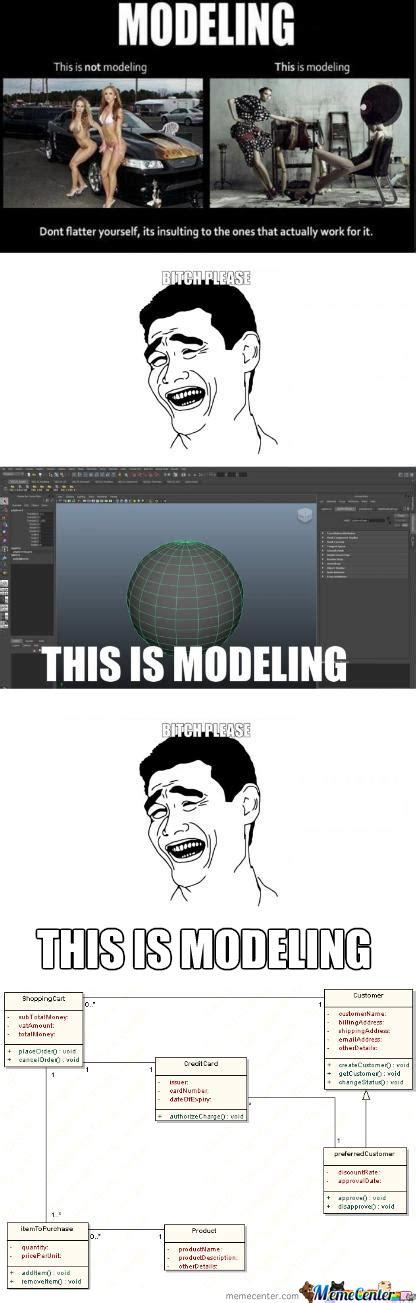 Model Meme - model meme 28 images model job by minimix meme center