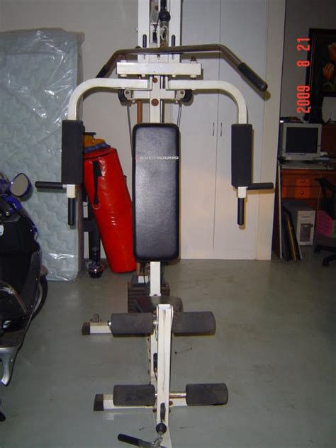 exercise machines everyoung all in one home was sold