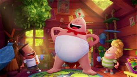 Captain Underpants Sweepstakes - captain underpants the first epic movie quot water quot clip trailers and videos