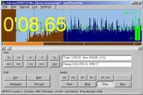 mp3directcut download gratis mp3directcut free download