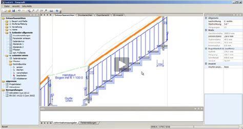 Zeichenprogramm Gratis by Trepcad F 252 R Die Konstruktion Treppen Stahltreppen