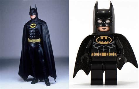 Minifigure Tuxedo Joker Batman The image batman suit adapted into a minifigure form