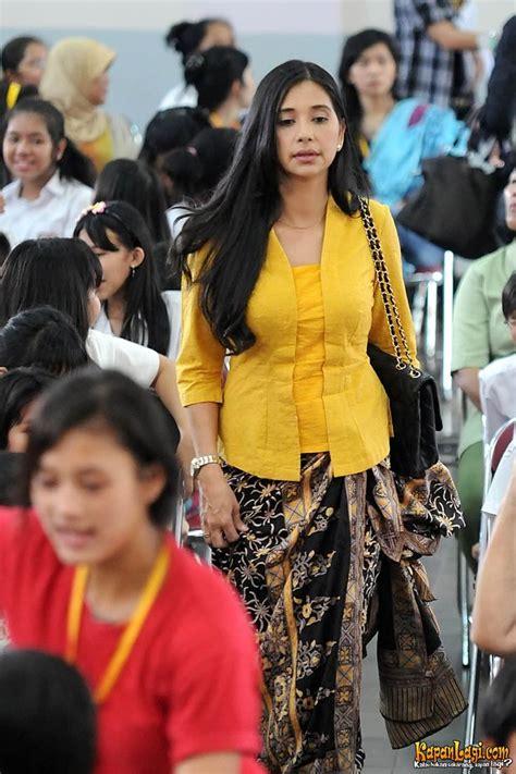 Real Pict Batik Kebaya Modern Etp Grey kebaya indonesia simple and the real fashion