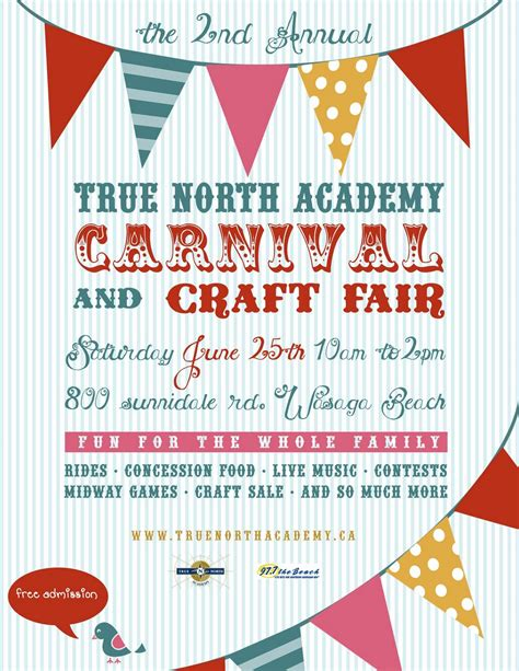 templates for carnival flyers school carnival flyer template google search flyer e