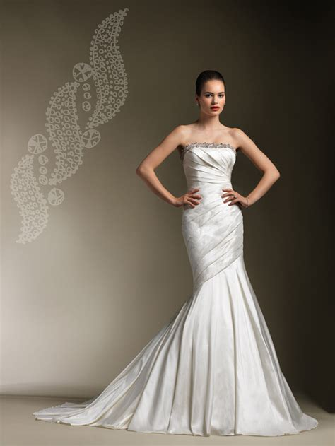 strapless beaded mermaid wedding dresses wonderful addition