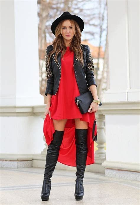 The Knee Boot Stylecrazy A Fashion Diary by 8 Dress Up Style Of Boots For Winter Styling