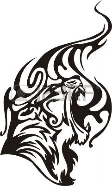 tribal tiger tiger eyes vector clipart panda free clipart images