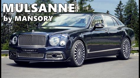 mansory bentley mulsanne mansory bentley mulsanne