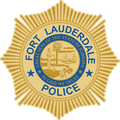 Ft Lauderdale Arrest Records City Of Fort Lauderdale Department Performance Management City Of Fort