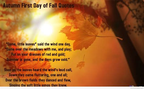 first day of fall 2015 quotes 21 famous sayings about first day of fall autumn quote wallpaper hd