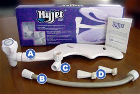 Hyjet Bidet Step 1 Make Sure You All The Parts Of The Hyjet Bidet