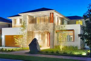 Contemporary Style House Plans by Contemporary House Plans By Design