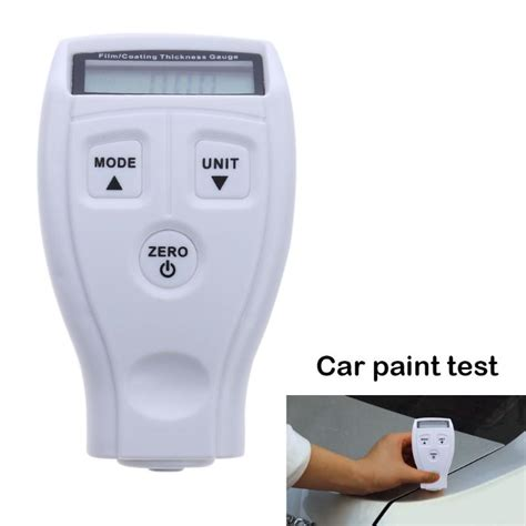 handheld coating thickness painting thickness measurement thickness meter car paint