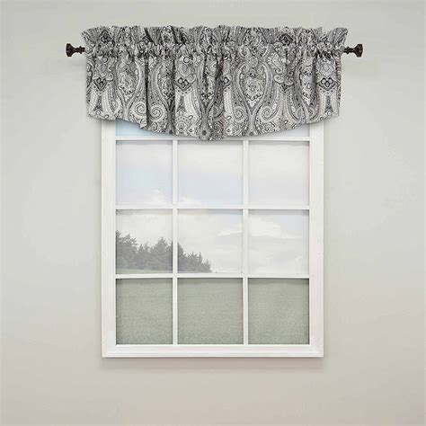 window valance ideas for living room waverly window