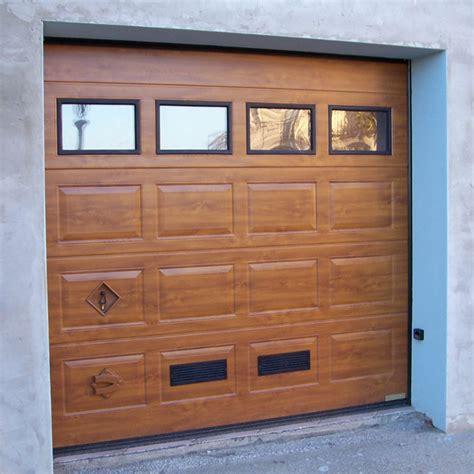 porte per garage sezionali prezzi casa moderna roma italy basculanti sezionali per garage