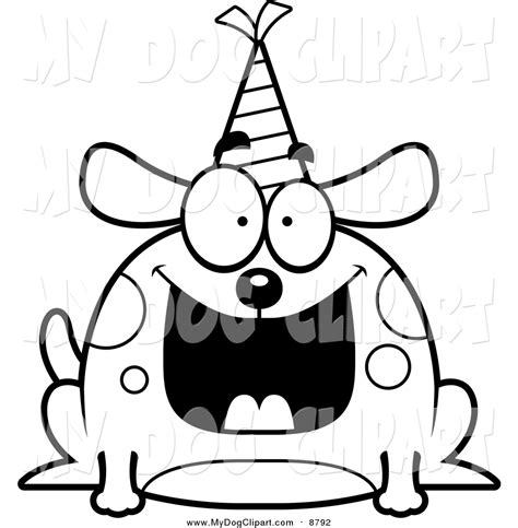 happy birthday dog coloring pages royalty free coloring page stock dog designs