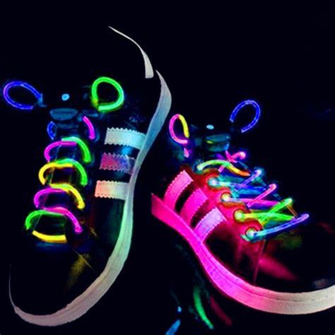 Lighting Flash Light Up Sports Skating Led Shoe Laces Light Up Shoe Strings