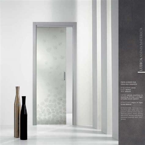 porte interne legno e vetro porte scorrevoli in vetro esterno muro o a scomparsa