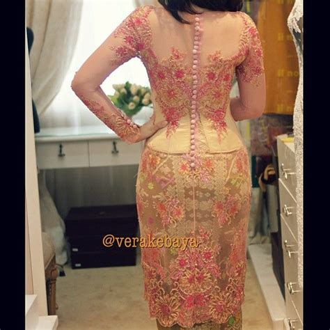 Setelan Lilin Dress by Model Kebaya Payet Newhairstylesformen2014