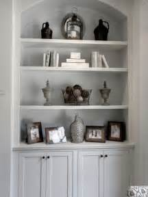 bookcase decorating houzz
