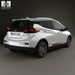 chevrolet bolt ev 2017 3d model humster3d