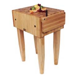 john boos pro chef butcher block prep table amp reviews john boos butcher block end grain maple block