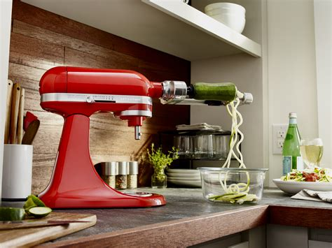 NEW KITCHENAID® STAND MIXER: SMALL YET MIGHTY
