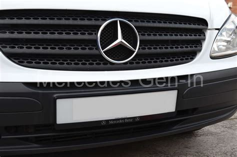 mercedes number plate holder mercedes vito w639 number plate frame mercedes in