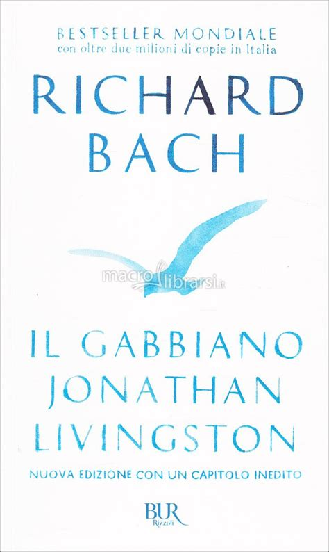 il gabbiano jonathan livingston libro richard bach