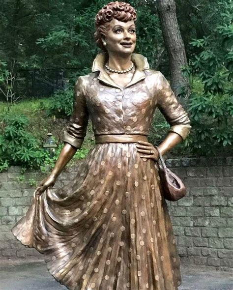 Lucille Ball Images new lucy statue unveiled in celoron
