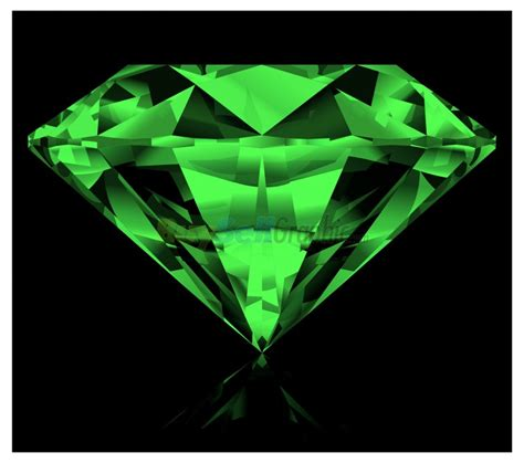 Diamon Green green vector graphic royalty free buysellgraphic