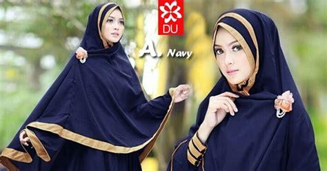 Navira Dres Navy Bahan Velvet Mix Songket Maxi Cantik Elegan Murah aprianti collection gamis medyana syari navy baju hijabers