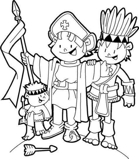 imagenes para colorear sobre el 12 de octubre dibujos para colorear crist 243 bal col 243 n descubrimiento am 233 rica