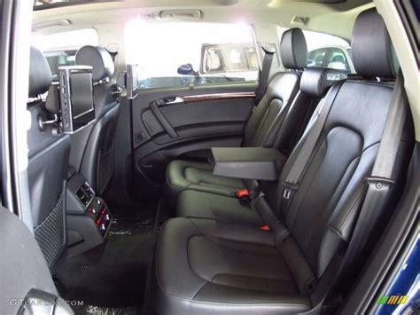 Q7 Interior by Audi Q7 Interior 2014