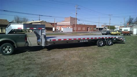Best 25 Gooseneck Flatbed Trailer Ideas On Pinterest Flatbed Trailer For Tiny House