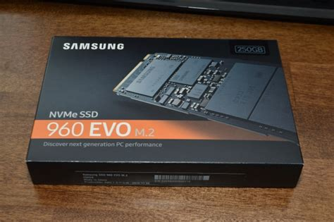 samsung 960 evo samsung 960 evo nvme ssd benchmarks on linux review phoronix