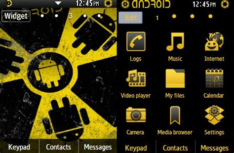 android themes umnet lacrimosa corby theme android
