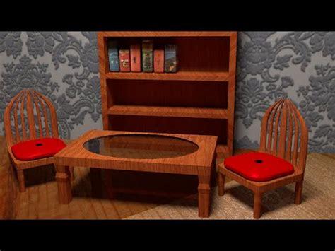 tutorial blender ita blender tutorial ita semplice modellare tavolo e sedie