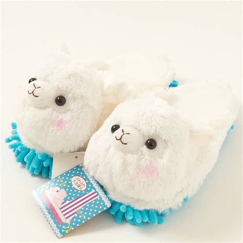 alpacasso slippers alpacasso plushie cleaning slippers