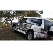 Mitsubishi Pajero SFX  Off Road Diff Lock YouTube