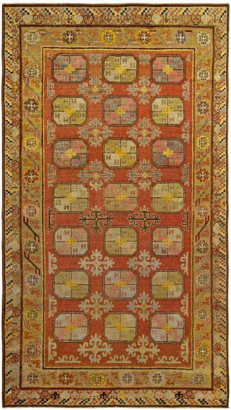khotan rug samarkand khotan rug samarkand rug vintage rug bb5241 by doris leslie blau