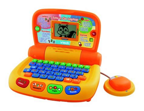 Vtech Learn N Grow Laptop coolest vtech toys for toddlers wonderful gifts for