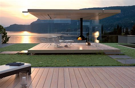 pavillon aus glas design pavillon aus glas